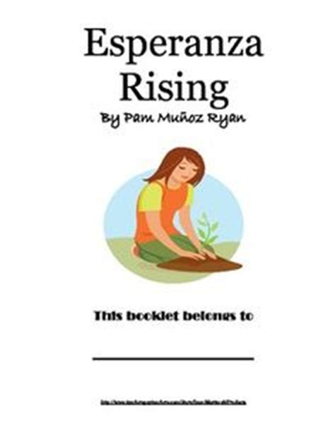 Book report for esparanza rising